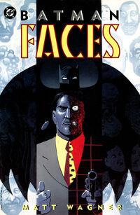 Batman Faces