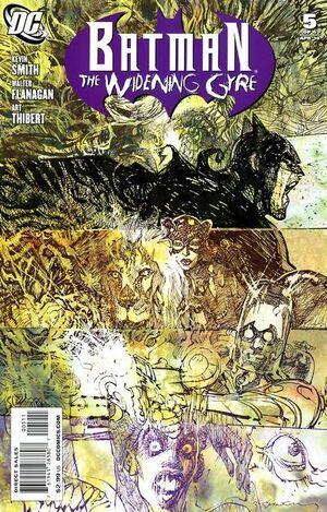 Batman Widening Gyre Vol 1 5
