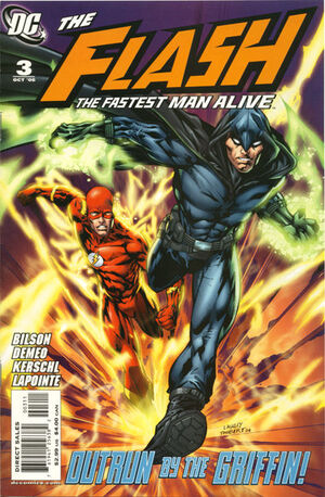 Flash The Fastest Man Alive Vol 1 3