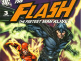 Flash: The Fastest Man Alive Vol 1 3