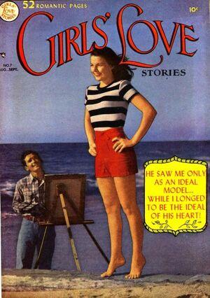 Girls' Love Stories Vol 1 7
