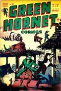 Green Hornet Comics Vol 1 25