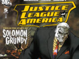 Justice League of America Vol 2 5