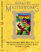 Marvel Masterworks Vol 1 107