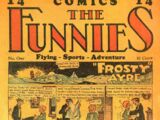 The Funnies Vol 1 1