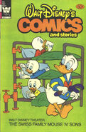 Walt Disney's Comics and Stories Vol 1 496
