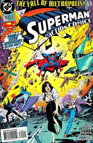 Action Comics Vol 1 700