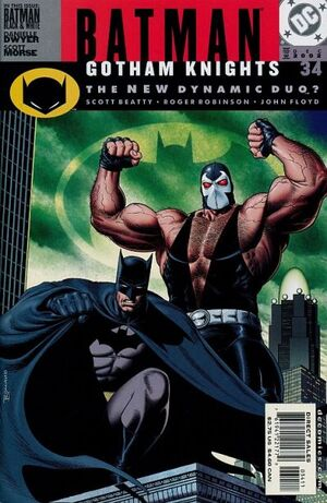 Batman Gotham Knights Vol 1 34