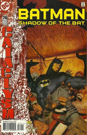 Batman Shadow of the Bat Vol 1 74