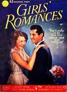 Girls' Romances Vol 1 1