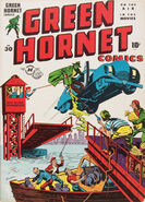 Green Hornet Comics Vol 1 30