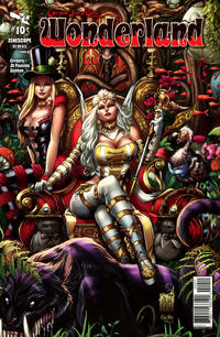 Grimm Fairy Tales Presents Wonderland Vol 1 10