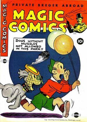 Magic Comics Vol 1 58