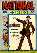 National Comics Vol 1 52