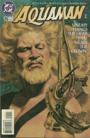 Aquaman Vol 5 25