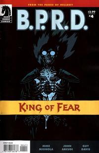 BPRD King of Fear Vol 1 4