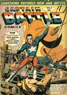 Capt. Battle Comics Vol 1 2