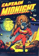 Captain Midnight Vol 1 50