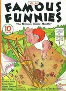 Famous Funnies Vol 1 25