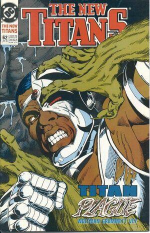 New Titans Vol 1 62