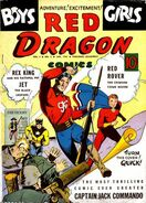Red Dragon Comics Vol 1 5
