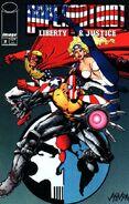 Superpatriot Liberty & Justice Vol 1 2
