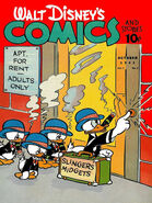 Walt Disney's Comics and Stories Vol 1 13