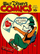 Walt Disney's Comics and Stories Vol 1 5