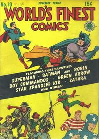 World's Finest Comics Vol 1 10