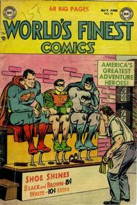 World's Finest Comics Vol 1 70