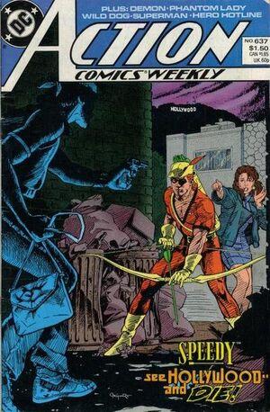 Action Comics Vol 1 637