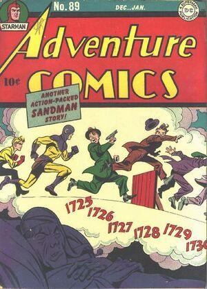 Adventure Comics Vol 1 89