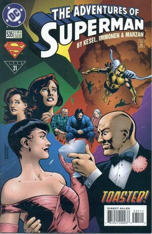 Adventures of Superman Vol 1 535