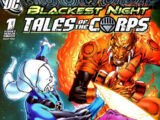 Blackest Night: Tales of the Corps Vol 1 1