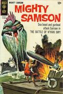 Mighty Samson Vol 1 12