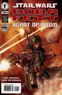Star Wars Boba Fett Agent of Doom Vol 1 1