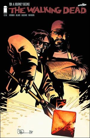 Cover for The Walking Dead #131 (2014)