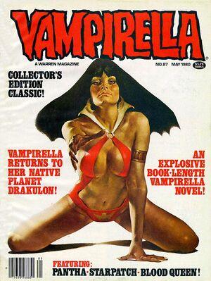 Vampirella Vol 1 87