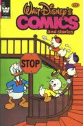 Walt Disney's Comics and Stories Vol 1 495