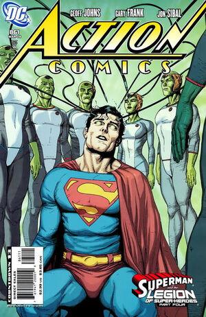 Action Comics Vol 1 861