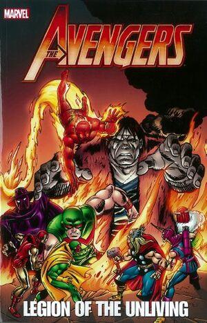 Avengers Legion of the Unliving Vol 1 1