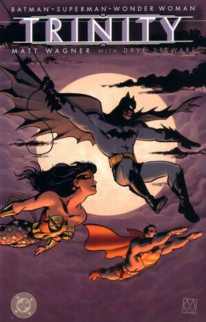 Batman Superman Wonder Woman Trinity Vol 1 2