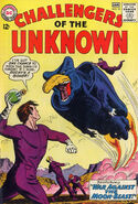 Challengers of the Unknown Vol 1 35