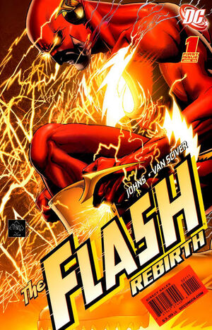 Flash Rebirth Vol 1 1