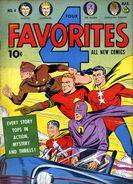 Four Favorites Vol 1 4