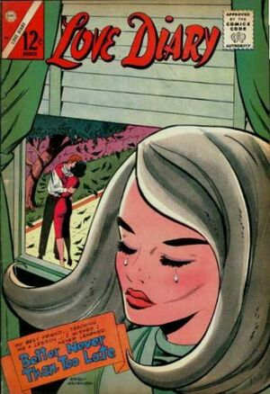 Love Diary Vol 3 42