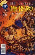 Neil Gaiman's Mr. Hero - The Newmatic Man Vol 1 3