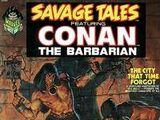 Savage Tales Vol 1 2