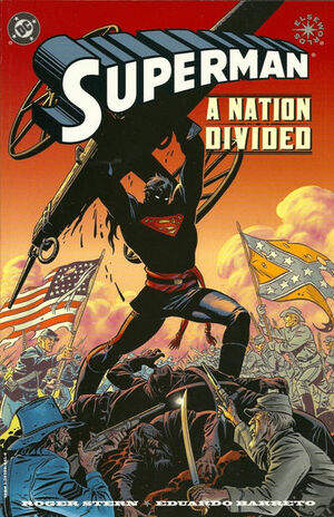 Superman A Nation Divided Vol 1 1