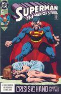 Superman Man of Steel Vol 1 16